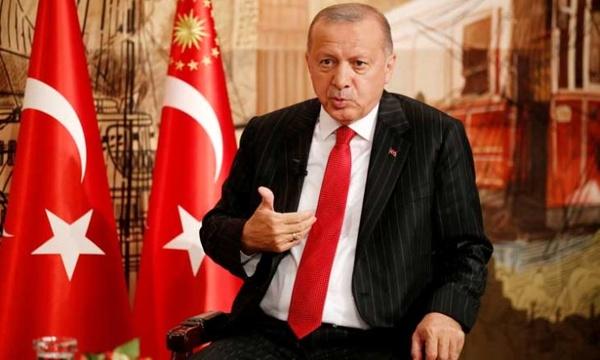 اردوغان: برای برقراری صلح در منطقه ناچار به خرید اس- 400 بودیم
